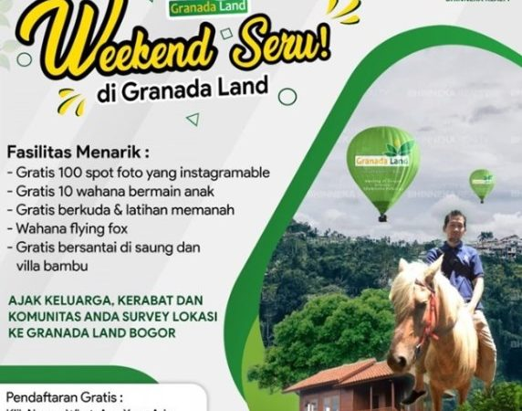 Week End Seru di Granada Land